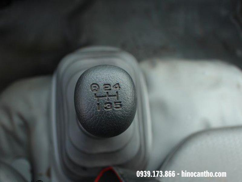 XE TẢI HINO SERIES 300 XZU342L – 130MD 7,500 KG