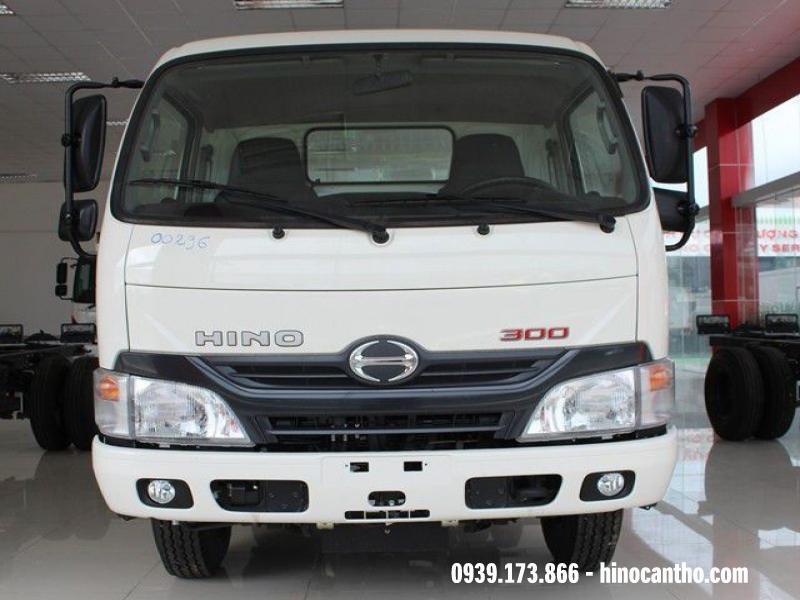XE TẢI HINO SERIES 300 XZU352L 7,500 KG