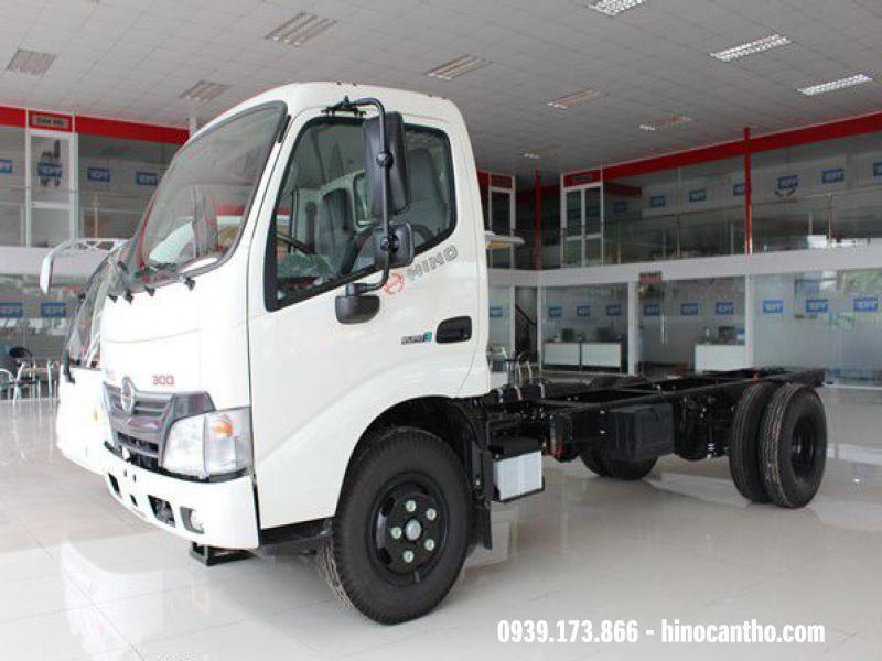 XE TẢI HINO SERIES 300 XZU650 4.875kg