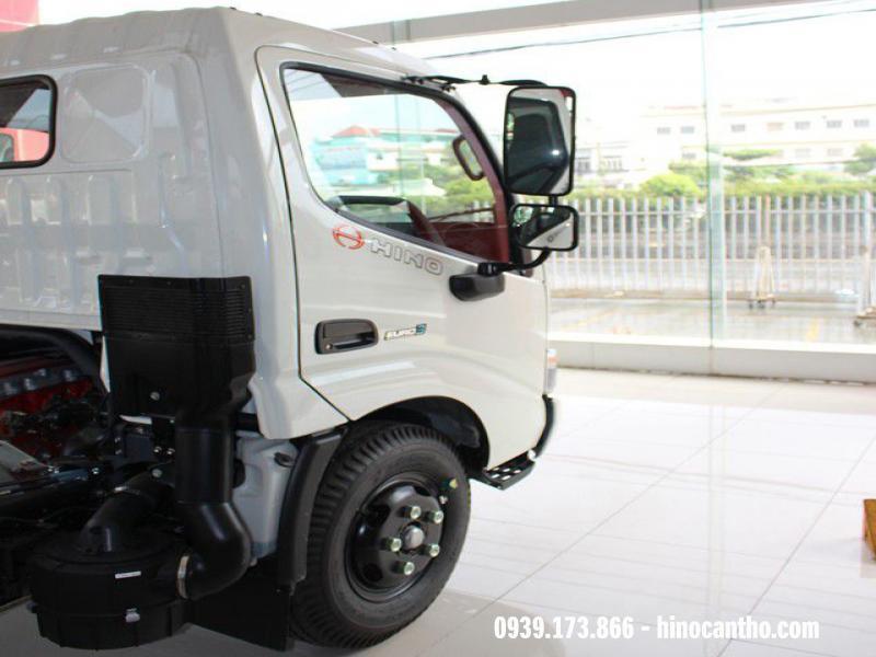 XE TẢI HINO SERIES 300 XZU720 7.500kg