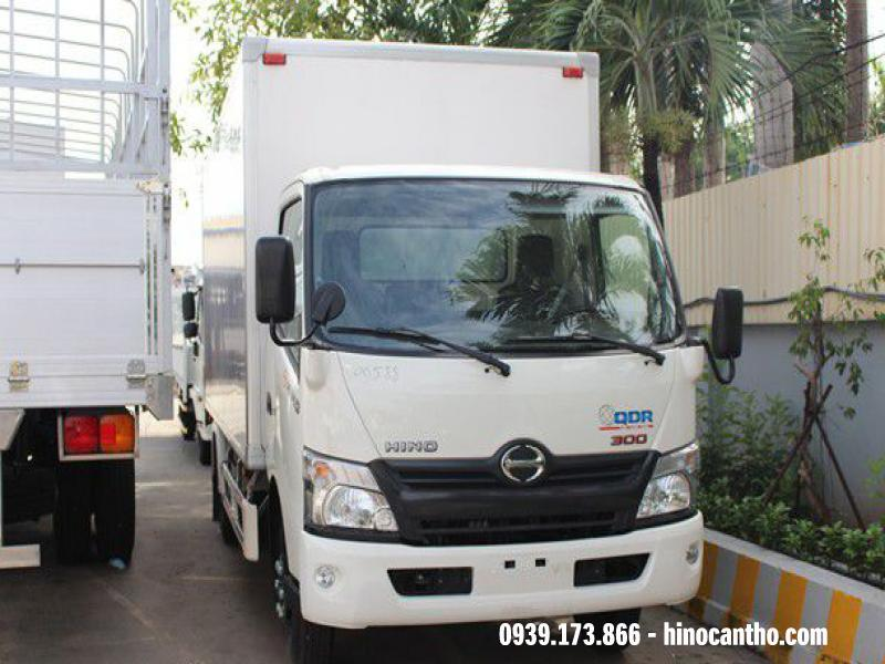 XE TẢI HINO SERIES 300 XZU730 8.500kg