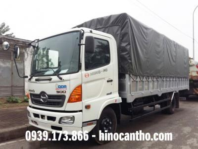 HINO 500 Series Model FC Xe tải 6,2 tấn