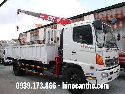 Xe cẩu Hino 6T2